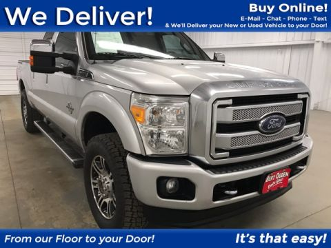 2016 Ford F-250SD Platinum